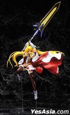 Magical Girl Lyrical Nanoha The Movie 2nd A's : Fate Testarossa Blaze Form -Full Drive- 1:7 Pre-painted PVC Figure
