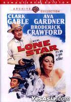 Lone Star (1952) (DVD) (US Version)