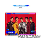 A.C.E - KCON:TACT Season 2 Official MD (Knee Blanket)