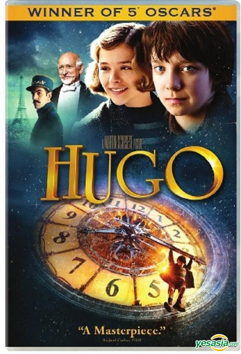 Yesasia Hugo 2011 Dvd Hong Kong Version Dvd Chloe Grace Moretz Asa Butterfield Intercontinental Video Hk Western World Movies Videos Free Shipping North America Site