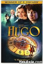 Hugo (2011) (DVD) (Hong Kong Version)