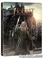 The Hobbit: The Desolation of Smaug (2013) (Blu-ray) (2-Disc) (Steelbook Limited Edition) (Korea Version)