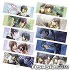 Hakuouki : Sticker Collection