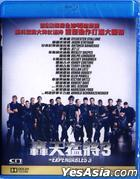 The Expendables 3 (2014) (Blu-ray) (Hong Kong Version)