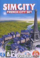 SimCity: French City Set (PC Download Code) (英文版)