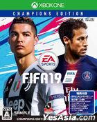 FIFA 19 Champions Edition (日本版)
