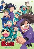 TV Anime 'Nintama Rantaro' DVD (Season 19) (DVD) (Vol.2) (Japan Version)
