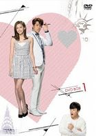 Love Cheque Charge (DVD) (Box 1) (Japan Version)