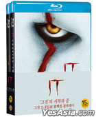 It & It Chapter Two 2-Film Collection (Blu-ray) (3-Disc) (Korea Version)