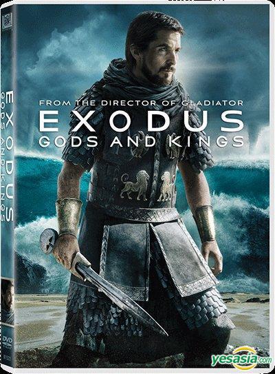 Yesasia Exodus Gods And Kings 2014 Dvd Hong Kong Version Dvd Joel Edgerton Ben Kingsley 20th Century Fox Western World Movies Videos Free Shipping