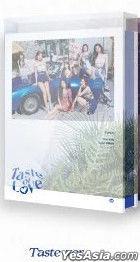 Twice Mini Album Vol. 10 - Taste of Love (Taste Version) + Photo Card Set (Taste Version)