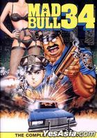 Mad Bull 34 (DVD) (The Complete Series) (US Version)