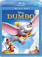 Dumbo (Blu-ray + DVD) (Japan Version)