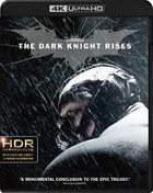 The Dark Knight Rises (4K Ultra HD + Blu-ray) (Japan Version)
