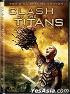 Clash Of The Titans (DVD) (Two-Disc Special Edition) (Hong Kong Version)