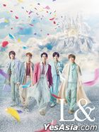 L& [Type A] (ALBUM +DVD) (First Press Limited Edition) (Taiwan Version)