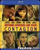Contagion (2011) (Blu-ray) (Hong Kong Version)