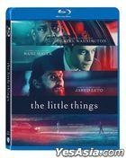 The Little Things (2021) (Blu-ray) (Hong Kong Version)