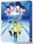 Free! - Road to the World - the Dream (2019) (DVD) (Taiwan Version)
