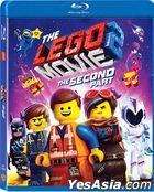 The Lego Movie 2: The Second Part (2019) (Blu-ray) (Hong Kong Version)