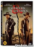 Hatfields & McCoys (DVD) (2-Disc) (Korea Version)
