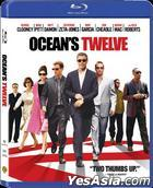 Ocean's Twelve (2004) (Blu-ray) (Hong Kong Version)