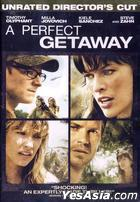 A Perfect Getaway (2009) (DVD) (Unrated Director's Cut) (US Version)