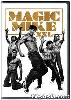 Magic Mike XXL (2015) (DVD) (US Version)