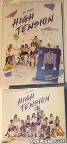 BNK48 8th Single - High Tension + Mini Photobook (Thailand Version)