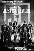 Zack Snyder's Justice League (2021) (Blu-ray) (2-Disc Edition) (Taiwan Version)