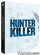 Hunter Killer (Blu-ray) (Full Slip A1) (Steelbook Limited Edition) (Korea Version)