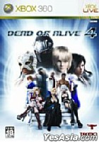 DEAD OR ALIVE 4 (日本版)