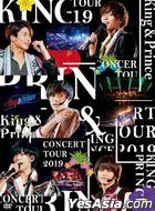 King & Prince Concert Tour 2019 [DVD] (First Press Limited Edition) (Taiwan Version)