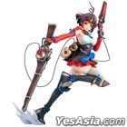 Menshdge Technical Statue No.17 Kabaneri of the Iron Fortress Mumei Haruhiko Mikimoto Full Supervision Ver.