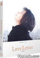 Love Letter (Blu-ray) (Scanavo Normal Edition) (English Subtitled) (Korea Version)