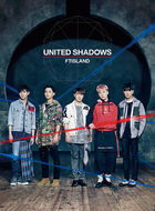 UNITED SHADOWS [TYPE A] (ALBUM+DVD) (First Press Limited Edition) (Japan Version)