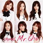 Mr. Chu [On Stage] -Japanese Ver. (Normal Edition)(Japan Version)
