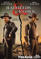 Hatfields & McCoys (2012) (DVD) (2-Disc Edition) (Hong Kong Version)