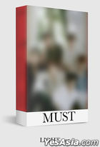 2PM Vol. 7 - MUST (A Version) + Random First Press Gift + Poster in Tube (A Version)