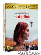 Lady Bird (Blu-ray) (Outcase + Postcard First Press Limited Edition) (Korea Version)