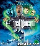 Haunted Mansion (Blu-ray) (Korea Version)