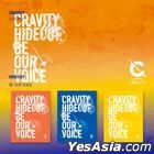 Cravity - Season 3 HIDEOUT: Be Our Voice (Version 1 + 2 + 3) + 3 Posters in Tube