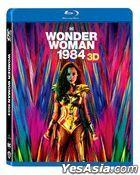 Wonder Woman 1984 (2020) (Blu-ray) (2D + 3D) (Hong Kong Version)