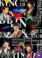 King & Prince Concert Tour 2019 [DVD] (First Press Limited Edition) (Japan Version)