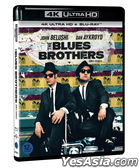 The Blues Brothers (4K Ultra HD + Blu-ray) (Korea Version)