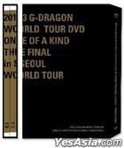 G-Dragon - 2013 G-Dragon World Tour [One of A Kind The Final in Seoul + World Tour] (DVD) (3-Disc) (Korea Version)