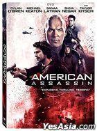 American Assassin (2017) (DVD) (US Version)
