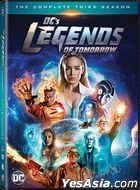 DC's Legends of Tomorrow (DVD) (Ep. 1-18) (The Complete Third Season) (Hong Kong Version)