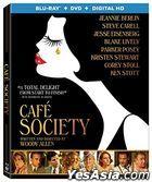 Cafe Society (2016) (Blu-ray + DVD + Digital HD) (US Version)
