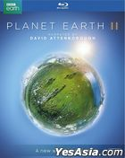 Planet Earth II (2016) (Blu-ray) (US Version)